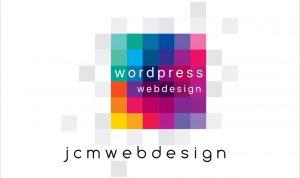 logo jcmwebdesign wordpress webdesigner