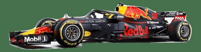 Formule-1-auto-max-verstappen